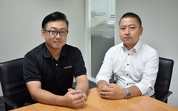 YONEZAWAの提案力とコスパ抜群の3Dビューワでタイの製造業をサポート
