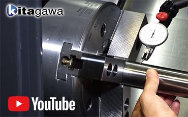【タイ・旋盤】 常識を覆す把握精度0.01mmT.I.R.以下の次世代チャック、BRシリーズ