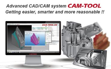 【タイ・CAD/CAM】たった数回のクリックでNCデータが作成できる簡単操作CAMシステム「CAM-TOOL PRIME+」(前編)