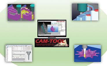 【タイ・CAD/CAM】たった数回のクリックでNCデータが作成できる簡単操作CAMシステム「CAM-TOOL PRIME+」(後編)