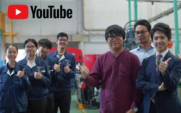 【外国人労働者・タイ人】 日本出発目前に最後の研修(OJT)続く。日系工場で学ぶノウハウに磨き
