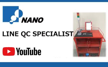 【タイ・工程内不良の撲滅】 生産工程内で不具合品を出さない画期的な検査システム「LINE QC SPECIALIST」のモニター販売、いよいよ開始!