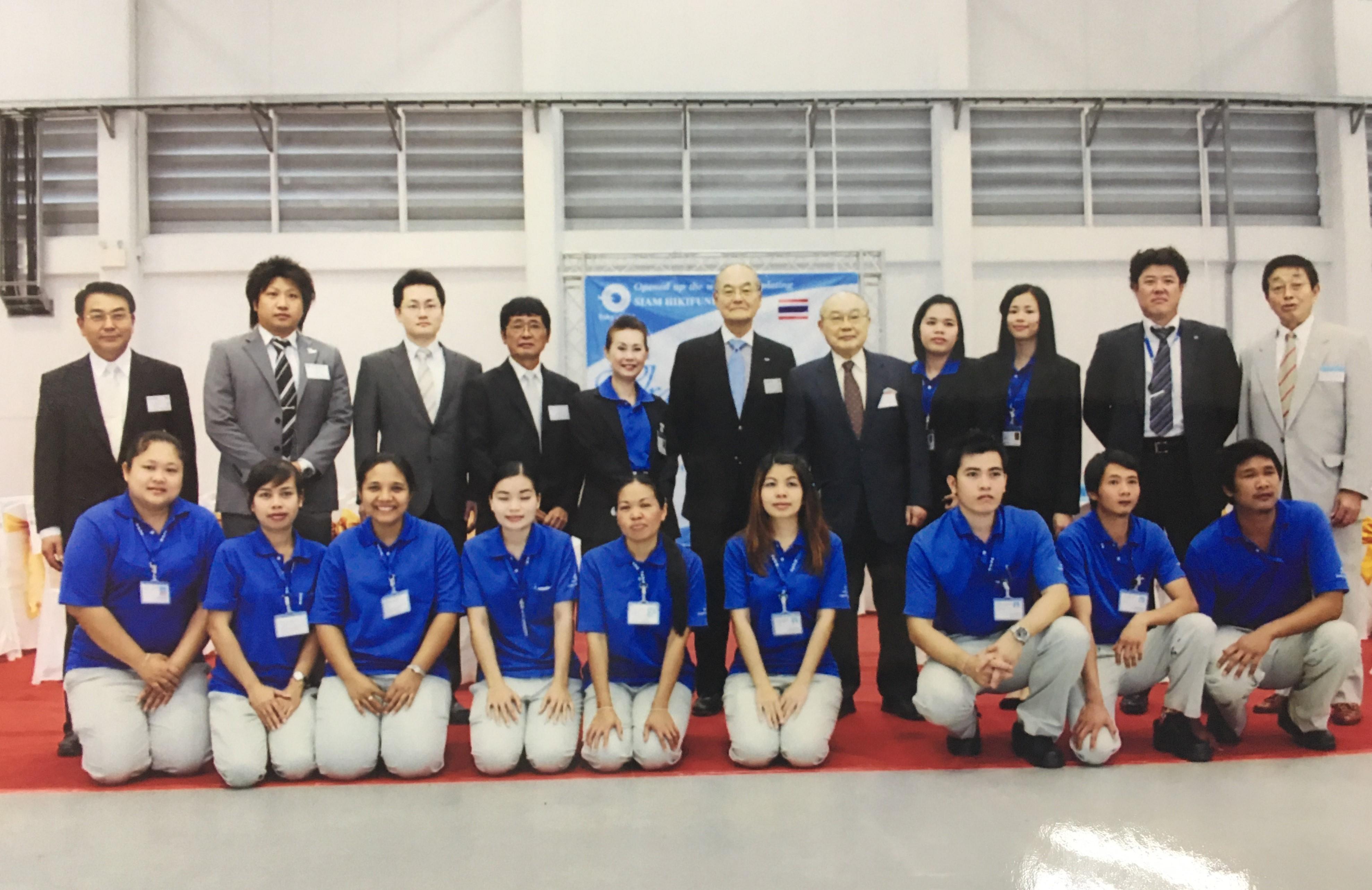 SIAM HIKIFUNEに勤めて7年が経過し…【タイの顧客を納得させるめっき技術/サイアムヒキフネ】