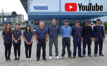 IBUKI INDUSTRIAL is engaged in the sale of press machines (new/used) in Thailand. Let's talk about the special features of YUTANI (THAILAND), IBUKI's partner who provides peripheral equipment.