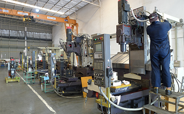 【タイ・工作機械】 コロナ不況の今だからこそ行なう設備投資!エンシュウ工作機械・オーバーホールのススメ