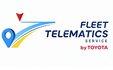 [Example of application development for telematics]  TOYOTA's management system 'Fleet Telematics Service'  for fleet companies, which utilizes the know-how of Yazaki, has started in Thailand!