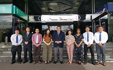 タイで、工作機械の販売から快適な生産環境の構築を実現するシステムインテグレートまで対応! サイアムサンリツ