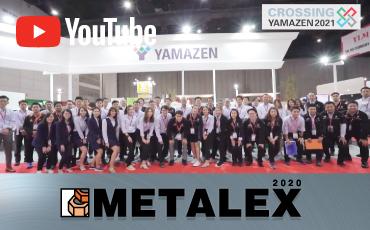 เจาะลึก! สัมภาษณ์สุดพิเศษ CROSSING YAMAZEN 2021 at METALEX 2020