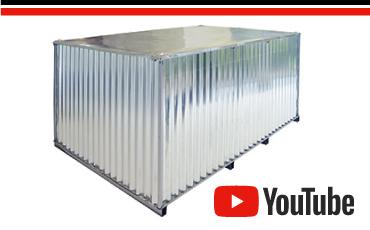 タイで日本品質のスチール製梱包容器・物流機器を設計・製造からメンテナンスまでトータルサポート