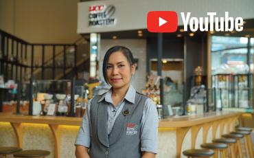 【タイ・導入事例】 UCCのプレミアムコーヒー店にホシザキの冷蔵庫・製氷機・食器洗浄機を導入