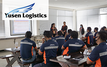 Supporting driver training for a food transportation company in Thailand with the telematics technology of Thai Yazaki!