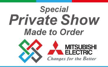 YAMAZEN Special Private Show 2020 (Made To Order) งานแสดงสินค้าสำหรับบริษัท Siam Compressor Industry Co., Ltd.