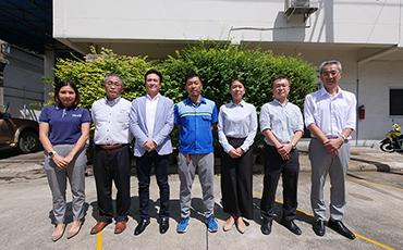 บริษัทผู้เชี่ยวชาญการผลิตแม่พิมพ์ฉีดพลาสติก SKY-DO  - ข้อความจากพันธมิตรทางธุรกิจเนื่องในโอกาสครบรอบ 10 ปีที่ได้ทำการก่อตั้งบริษัทขึ้นในประเทศไทย