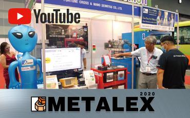 【タイ・METALEX】製造工程での不具合品をゼロに!ナノ精密が開発した管理システムの革新性に驚きの声