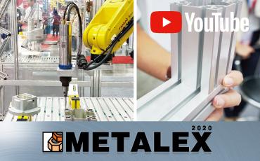産業用ロボット架台がタイのFA化を支える! METALEXでヤマハ・ファナックとコラボ展示【NIC】