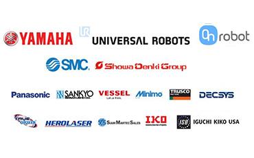 Hamasho(タイ)ミニ展示会:協賛メーカー【産業用ロボット・FA化・省エネ】