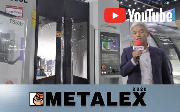 METALEX 2020 レポート:ソディック(タイランド)/Sodick (Thailand)  最新電極加工機「TS50L」タイにて実機初披露