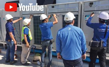 【タイで節電・省エネ】電気代削減を目指す企業を、空調設備で応援します!