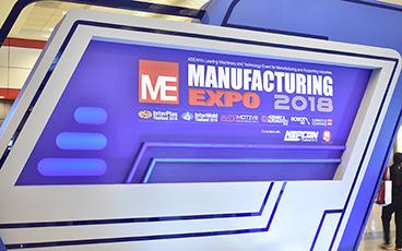 Manufacturing Expo 2018  มหกรรมเครื่องจักรและเทคโนโลยีที่ใหญ่ที่สุดในอาเซียน ผู้เข้าร่วมงานรวม 4 วัน มากกว่า 90,000 คน!