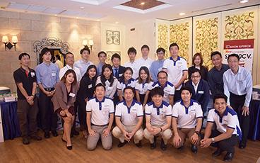 はんだでタイの電気・電子部品業界を活性化!日本スペリア初の展示会レポート