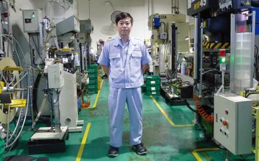 タイでの精密プレス加工、金型製造、自動車用電装部品なら、西居ファインプレスにお任せください!