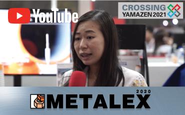 ไฮไลท์จากบริษัท   Suiden(Thailand)Co., Ltd. ณ งาน METALEX2020