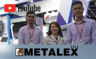 ไฮไลท์จากบริษัท   Hamasho Corporation (Thailand) ณ งาน METALEX2020