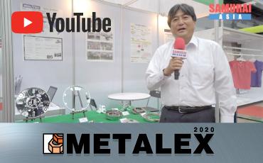 ジュタワンモリテック(タイランド)/METALEX 2020