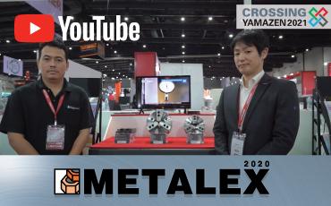 ไฮไลท์จากบริษัท   Kitagawa (Thailand) Co., Ltd  ณ งาน METALEX2020