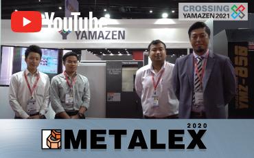 ไฮไลท์จากบริษัท  TAKISAWA (THAILAND) CO., Ltd.  ณ งาน METALEX2020