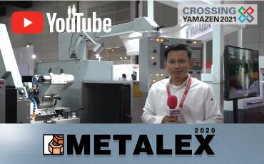 ไฮไลท์จากบริษัท  OKAMOTO (THAI) CO., Ltd.  ณ งาน METALEX2020