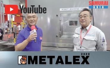 トミタアジア × YMTT/METALEX 2020