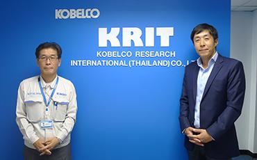 【タイ・破断検査、環境試験】KRIT×SOMPOタイ:保険調査のためのワークショップ開催