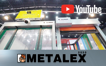 METALEX 2020:あらゆる業種の製造現場に対応する高速シートシャッターをタイで販売【ワールド工業「ロールウエイ/ロール飛鳥」】