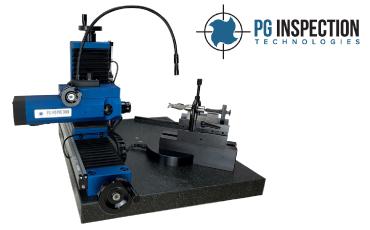 กล้องจุลทรรศน์ความละเอียดสูง สำหรับตรวจวัดภาพถ่ายรุ่น PG1000 ที่กำลังเป็นที่ต้องการ  ที่เหมาะกับเครื่อง Cutting tool โดยเฉพาะ !!  (การตรวจสอบ/การตรวจวัด)