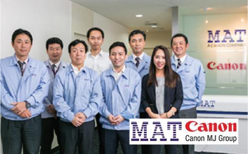 業務の省人化や効率化に貢献するシステムを提供。タイの企業をITで応援するサポーター