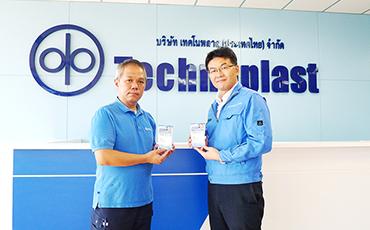 【ประเทศไทย / ตัวอย่างการใช้งาน End mill】 เหตุผลที่ทำให้บริษัท 'TECHNOPLAST ' ซึ่งเป็นผู้เชี่ยวชาญด้านการตัดพลาสติกเลือกใช้ End mill ของบริษัท UNION TOOL คืออะไร ?