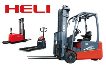【タイ・電動フォークリフト】HELIの電動フォークリフトは、安全性と低価格を両立したCATL社製のリチウムイオン電池を採用
