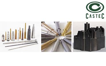 コアピン・インサートのカスタムメイド製作会社・キャステックの製品をタイで販売開始
