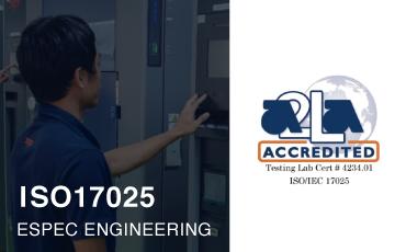 """環境試験器のトップメーカー""""エスペック""""、タイでもISO17025認定を取得!環境試験器の校正サービスを提供。"""