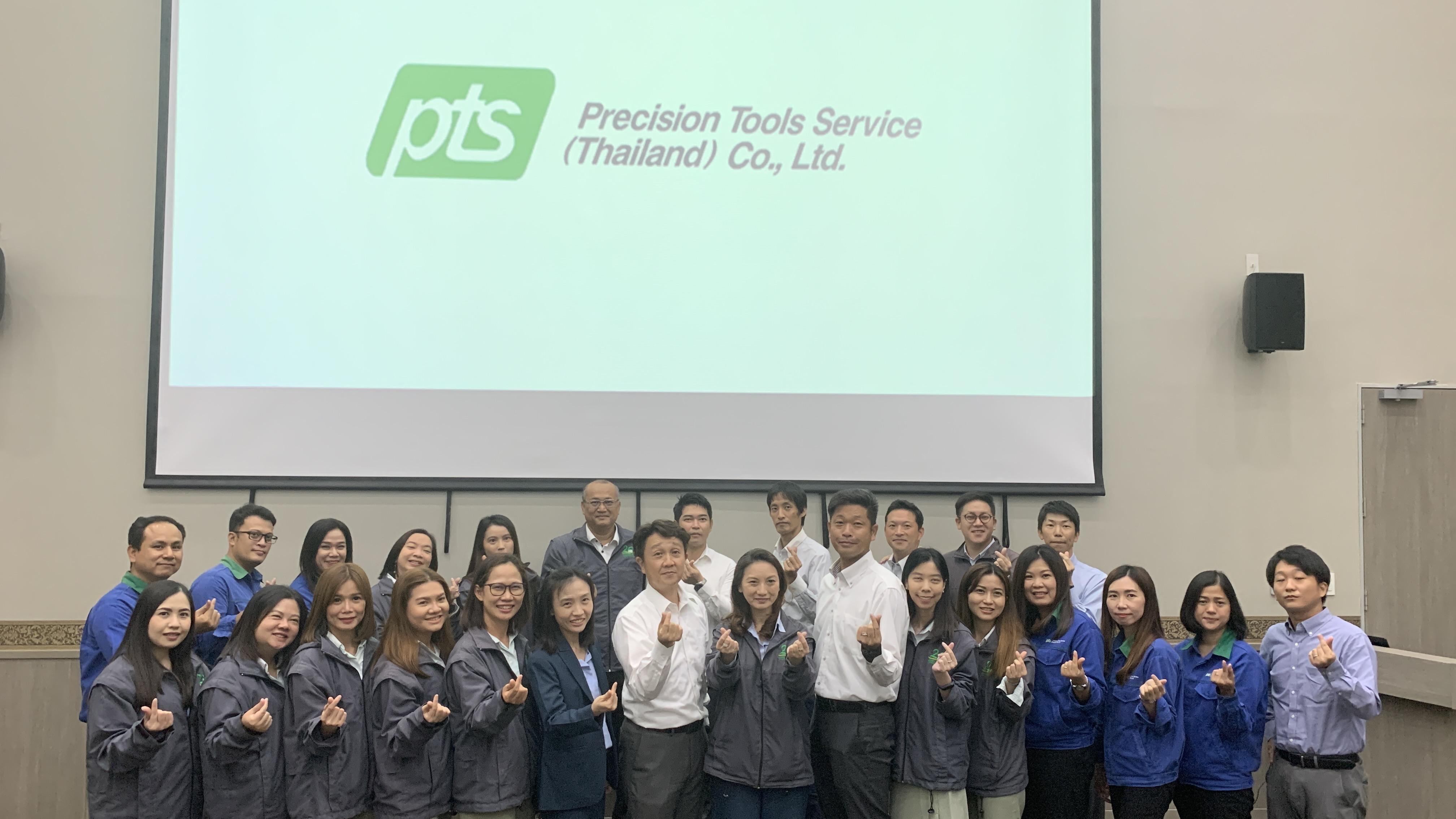 【帰任挨拶】長年のタイ生活を終え、今後は株式会社 東陽のグローバル営業部のアジア担当へ