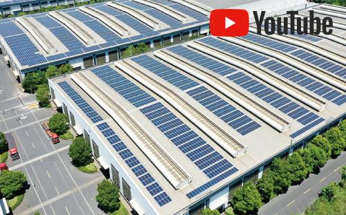 タイの工場に最適な太陽光発電システム。<br>初期投資ゼロ・レンタル型【省エネと環境保全に貢献】