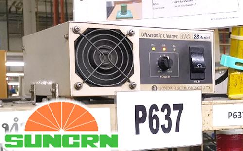 導入事例:サンチリン工業(タイランド)|超音波洗浄機の交換後に実感! 作業効率向上とランニングコストの低減