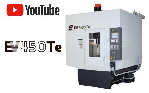 No. 40 for cutting iron in Thailand! Machining Center 'EV450Te' recommended by Takabayashi of Enshu (Thailand)