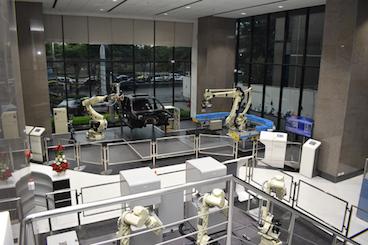 NACHIの産業用ロボットを身近に!新ロボットテクニカルセンター!