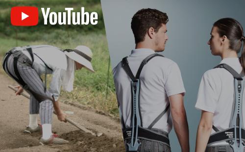 【タイで販売中】アシストスーツ「サポートジャケット」はサポーターと何が違う?装着方法も動画で紹介/腰痛対策・ケガ防止