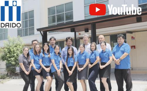タイにてNICと共にファナック協働ロボット専用架台を拡販中! ダイドー(タイランド)