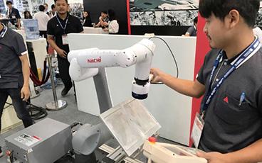 ナチテクノロジータイランド展示会レポート  〜ロボットを核とした「総合機械メーカー」の今 〜