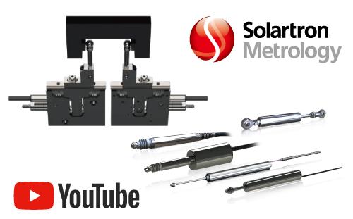高精度・低価格を実現したソーラトロンメトロロジーの測定機(電気マイクロメータ)で測定の自動化を推進