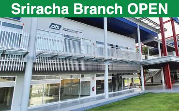 PTSタイランド シラチャ支店開設!<br>シラチャ・レムチャバンエリアを中心にサービス提供開始